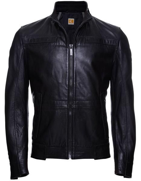 Куртка кожаная мужская известных фирм