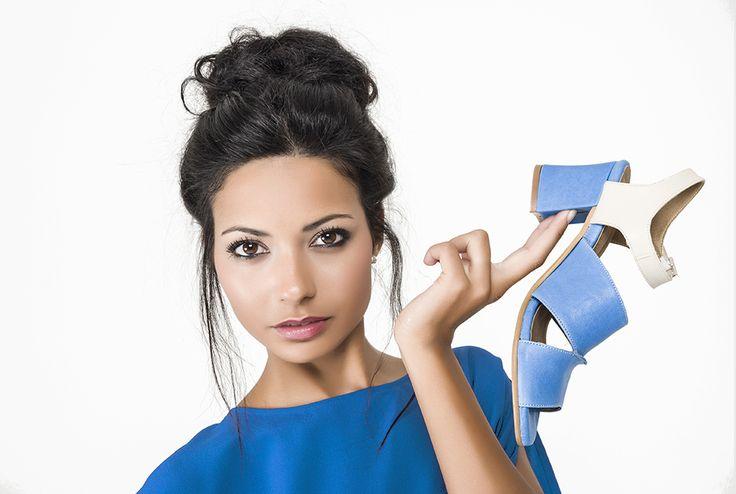 BISO AÑIL lookbook primavera/verano 2017 - RAY MUSGO Zapatos ecologicos de mujer #sandalias #sandals #musgo #natural #sincromo #cromo #metales #alergias #natural #sinniquel #niquel #nickelfree #chrome #chromefree