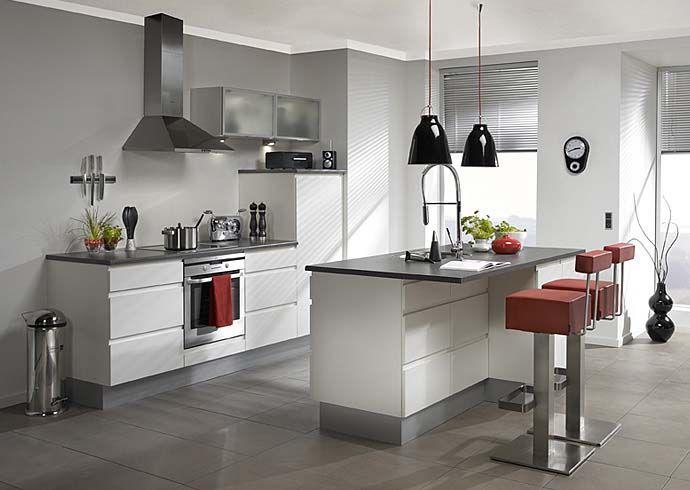 diseos de cocinas integrales modernas decoracin de cocinas