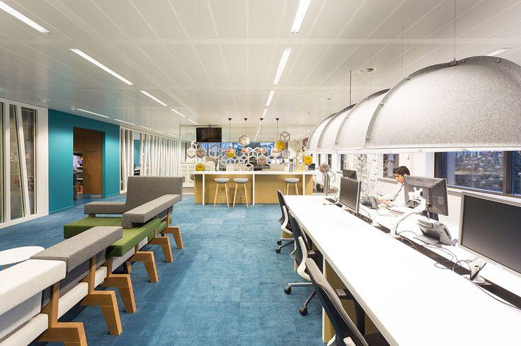 Zenber Interieur Architectuur BNI2 | offices | rabobank-apeldoorn-and-surroundings