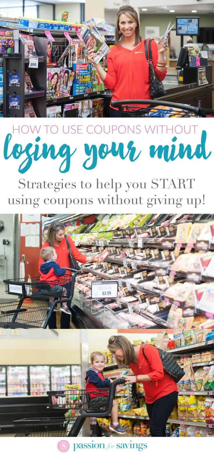 How to use START using coupons! Easy Tips for Beginners!