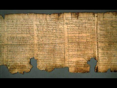 Mistérios Bíblicos: Pergaminhos do Mar Morto (Dublado) Documentário Nati...