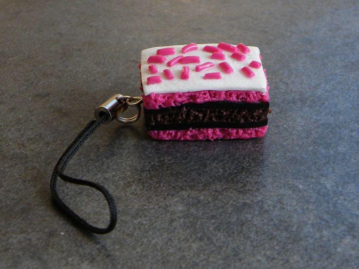 Cordons pour portable Napolitain rose : Autres bijoux par jl-bijoux-creation