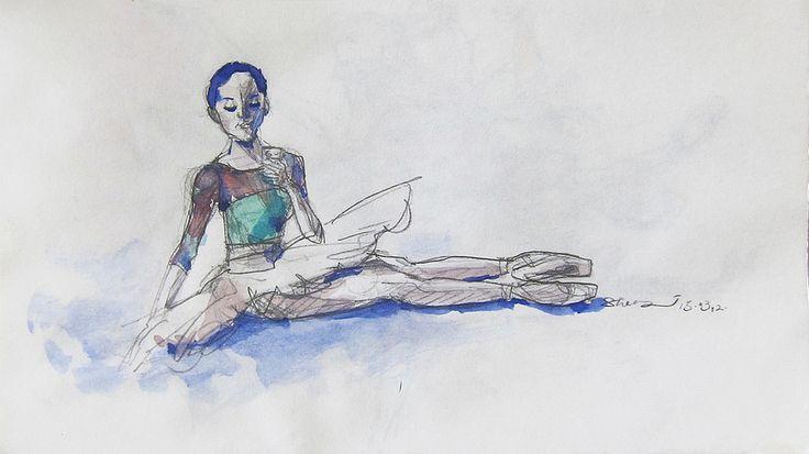 Dancer figure practice #2