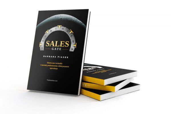 """Po przeczytaniu książki """"Sales Gate - Skuteczne techniki i metody podnoszenia efektywności sprzedaży"""" nauczysz się: * Wyznaczać i realizować cele sprzedażowe. * Nastawić swój umysł na osiągnięcie sukcesu. * Nabędziesz umiejętność, która pozwoli Ci dotrzeć do dowolnej liczby kontaktów biznesowych. * Dowiesz się, jak podnieść telefon. Przestać się bać i zadzwonić do dowolnej osoby na świecie. * Nastawisz się na proces wielomiesięcznej nauki. * Otworzysz się na budowanie długoterminowych…"""