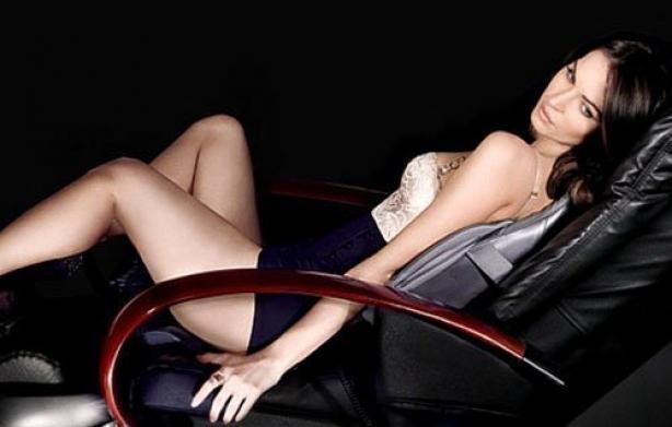Megan Fox Pregnant Sexy Lingerie