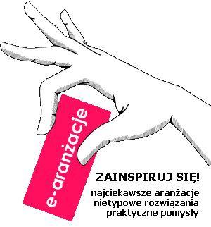 E-ARANŻACJE - Najciekawsze aranżacje wnętrz, nietypowe rozwiązania, praktyczne pomysły - tylko w www.mieszkaniezpomyslem.pl ŚLEDŹ NASZ PROFIL, A BĘDZIESZ na bieżąco!