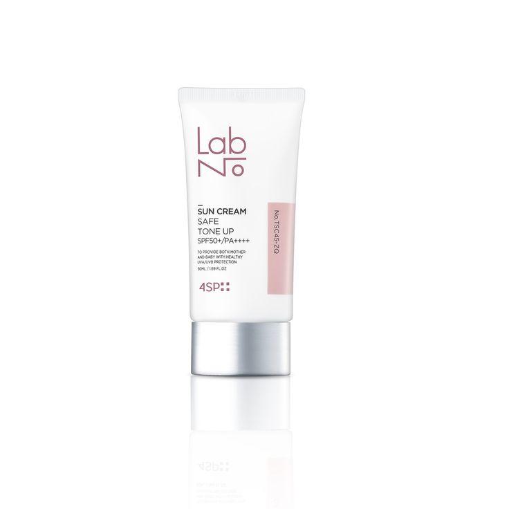 LabNo Safe Tone Up Sun Block Cream SPF50PA++++ 50ml