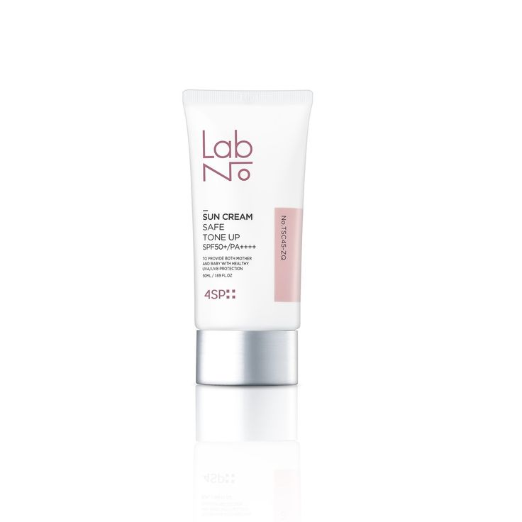 LabNo Safe Tone Up Sun Block Cream SPF50PA++++ 50ml