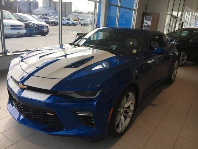 2016 Camaro 2SS Hyper Blue | Chevrolet camaro sunroof minnesota | Mitula Cars