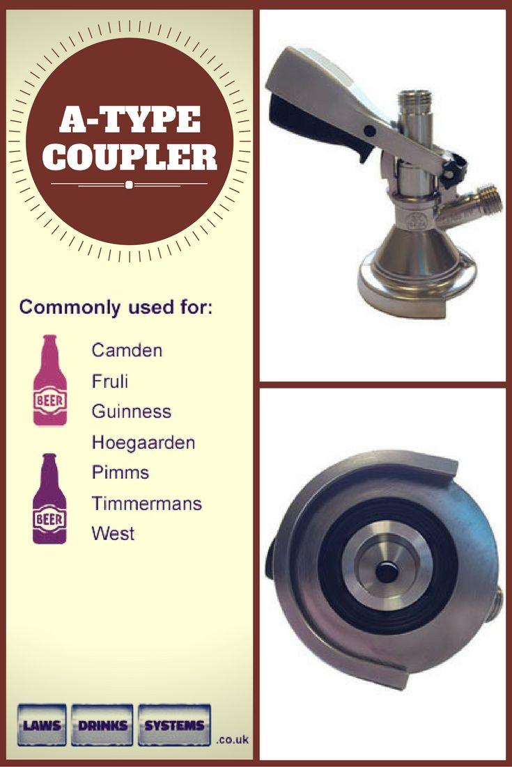 A-type Keg Coupler £28.50 #kegcouplers #a-systemcoupler #kegvalves #kegconnectors #northeastcellarsupplies #northeastbeerdispense #beerdispense #cellarsupplies #kegheads