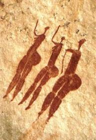 Bushman Cave Paintings