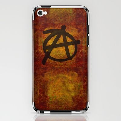 Distressed Anarchy iPhone & iPod SkinDistressed Anarchy Art Print by Bruce Stanfield ed, war, art, sign, dark, icon, wall, free, anti, punk, rough, chaos, black, shape, youth, symbol, design, grungy, sketch, grunge, culture, liberty, graphic, freedom, drawing, texture, anarchy, politics, graffiti, movement, anarchist, anarchism, different, political, government, revolution, background, illustration, sub culture, establishment, anti establishment #Anarchy