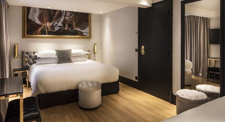 Hotel Eiffel Petit Louvre - Room