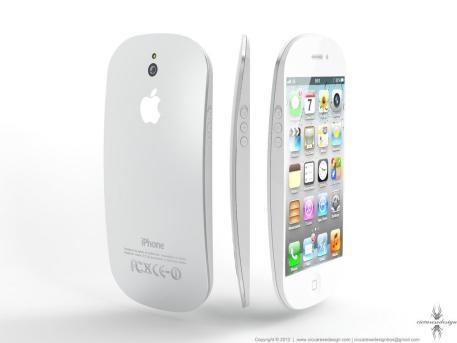 design concept for the iphone 5