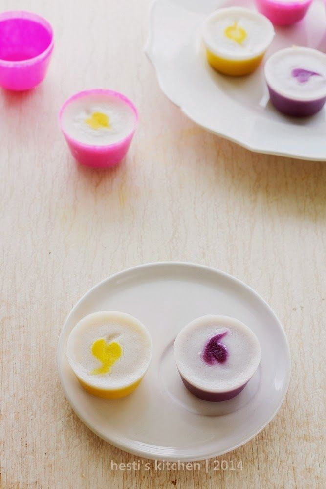 HESTI'S KITCHEN : yummy for your tummy: Talam Labu & Ubi Ungu