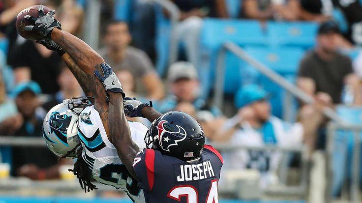 NFL preseason scores, schedule, updates, news: Panthers' Benjamin skies for TD