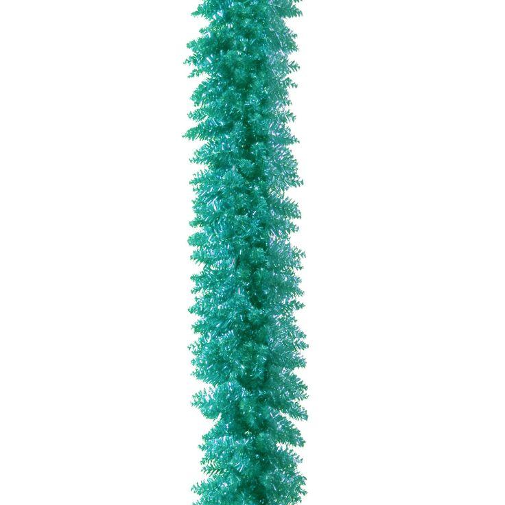 Tinsel Trees Garland