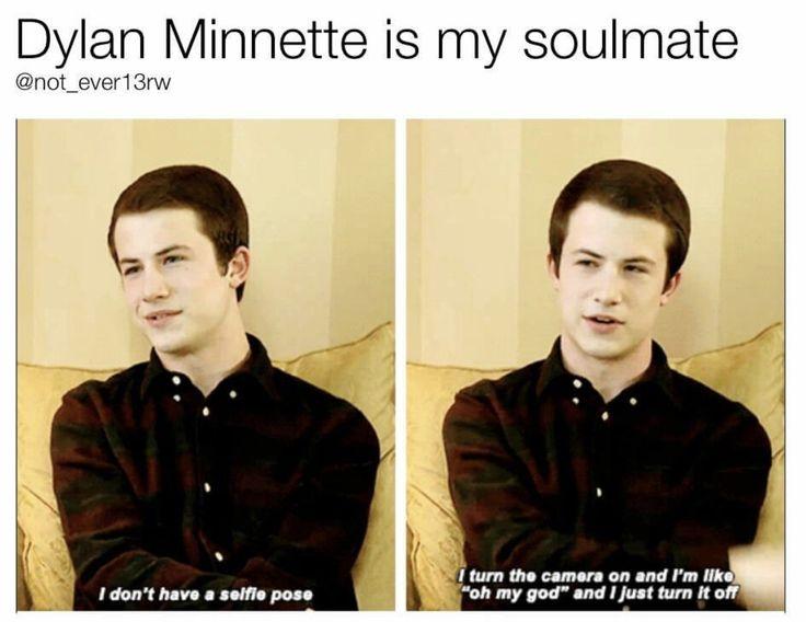 Dylan Minnette. I love this kid.