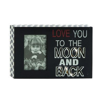 Cole & Grey Wood LED Wall Picture Frame