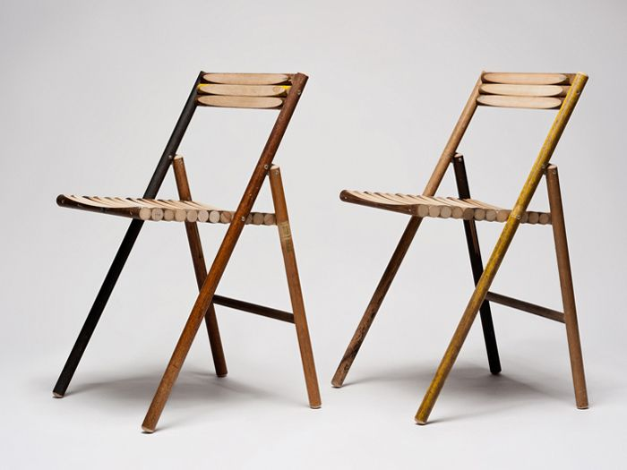 STEEL Chair « Reinier De Jong