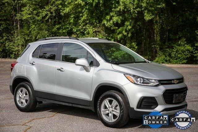 Ebay Advertisement 2018 Chevrolet Other Lt 2018 Chevrolet Trax Lt