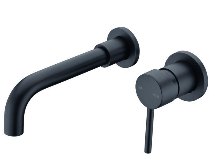 Rose gold/Stainless steel/Matte Black wall mixer set tap faucet cUPC