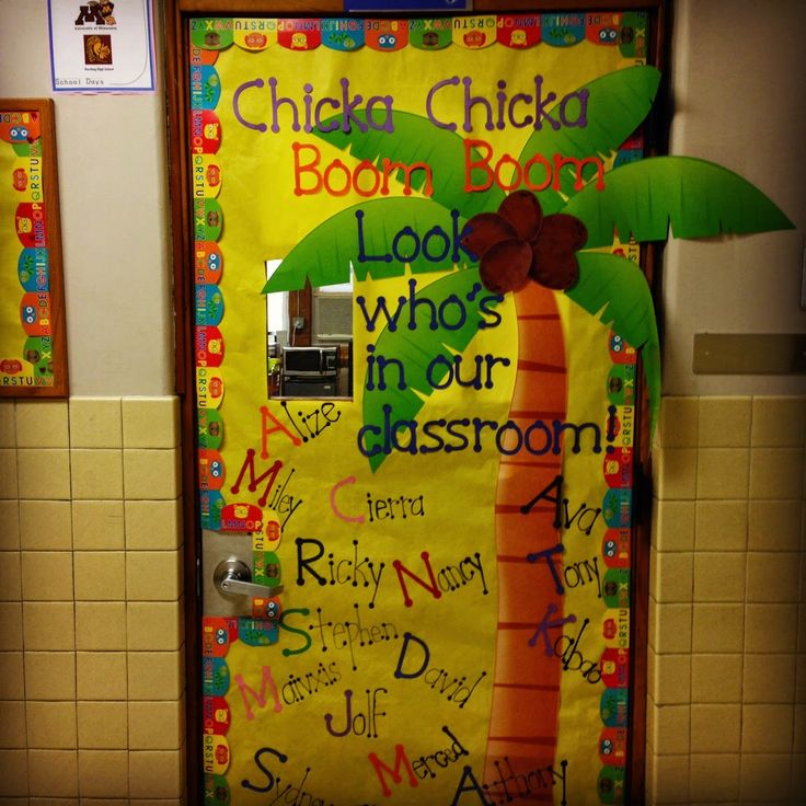 32 best images about classroom decor and displays on for Back to school door decoration