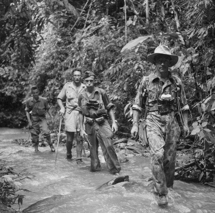 Opération dans la région de Nghia Lo, avec le 8e BPC et le 2e BEP- French Indochina war