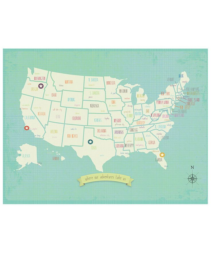 Best Maps For School Projects Images On Pinterest School - Customizable us map