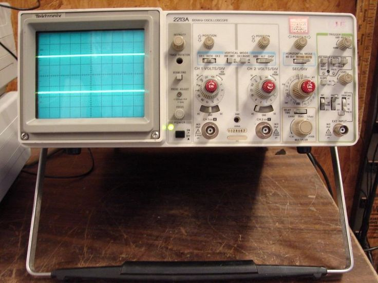 Tektronix Analog Oscilloscope : Images about antique test equiptment on pinterest