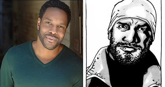 It looks like The Walking Dead season 3 is also delivering another integral character to the AMC flagship series. Reportedly AMC will add Tyreese to the hit zombie TV series in the upcoming December 2 Fall Finale. After actor Chad Coleman (The Wire) was spotted on the Woodbury set in Senoia, Georgia.