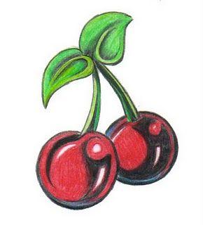 Cherry Tattoo design