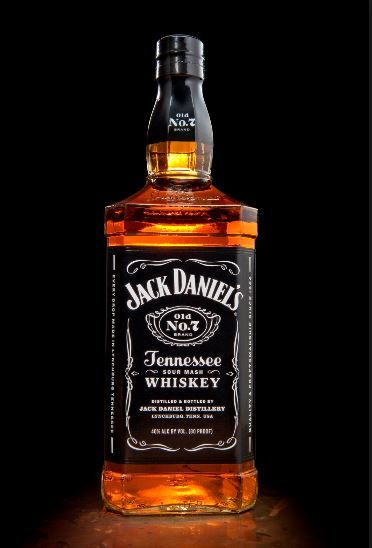 Jack Daniels Black Label Whiskey