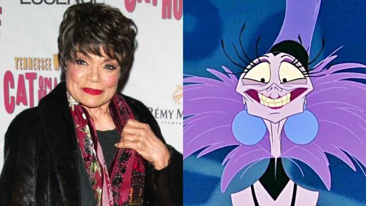 Eartha Kitt in 'The Emperor's New Groove'