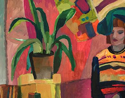 """Check out new work on my @Behance portfolio: """"Painting"""" http://be.net/gallery/32240719/Painting"""