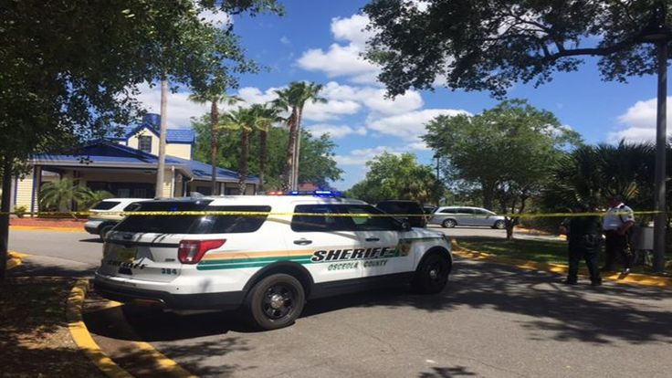 The Osceola County Sheriff's Office said deputies were investigating a death at a hotel in Kissimmee Tuesday morning.