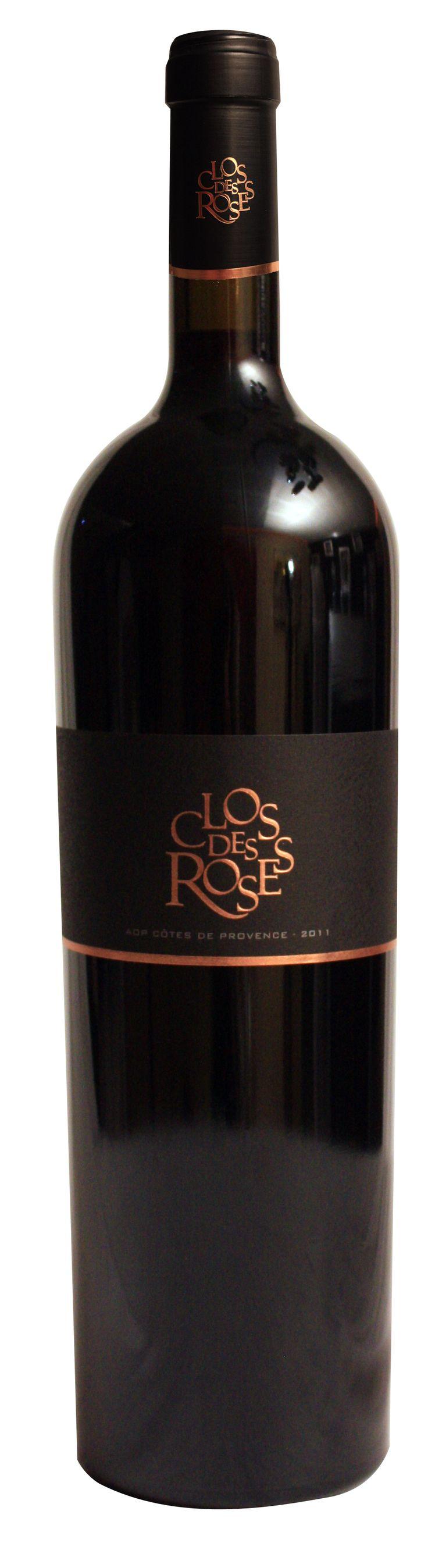 Clos des Roses Rouge AOC Côtes de Provence 2011  #closdesroses