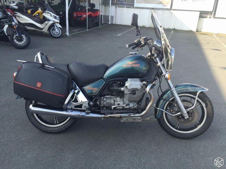 moto guzzi california 1000 cm3 motos allier motos pinterest. Black Bedroom Furniture Sets. Home Design Ideas