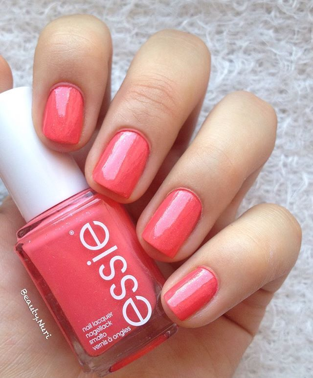 Nail Polish On Pinky Finger Meaning: Best 25+ Coral Nail Polish Ideas On Pinterest