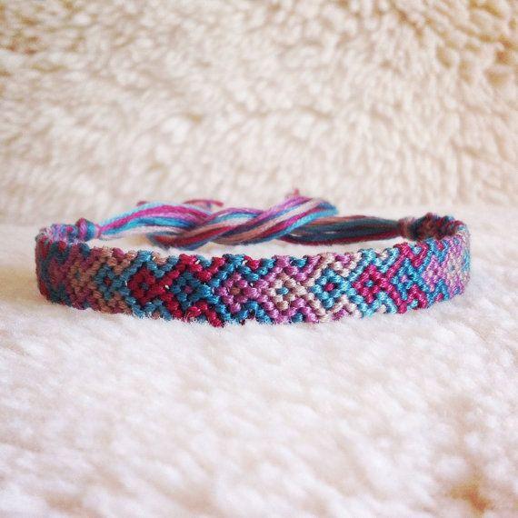 17 Best Ideas About Handmade Friendship Bracelets On