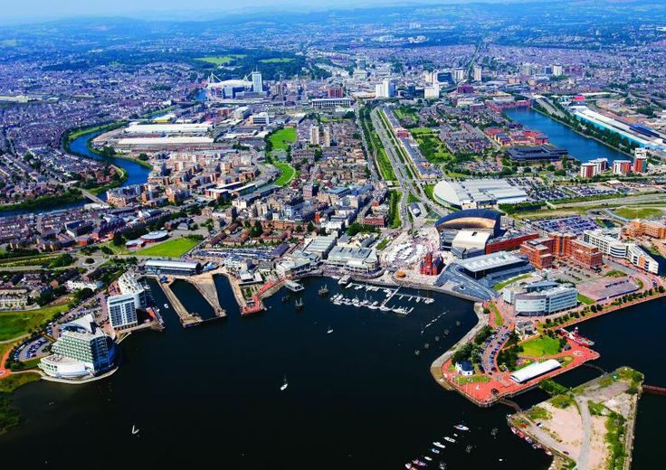 Cardiff, South Wales, UK