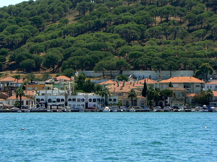 One of my favorite places I've been...Ayvalik, Turkey