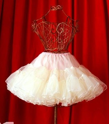 Classical Puppets A-Line Petticoat 1 - In Stock