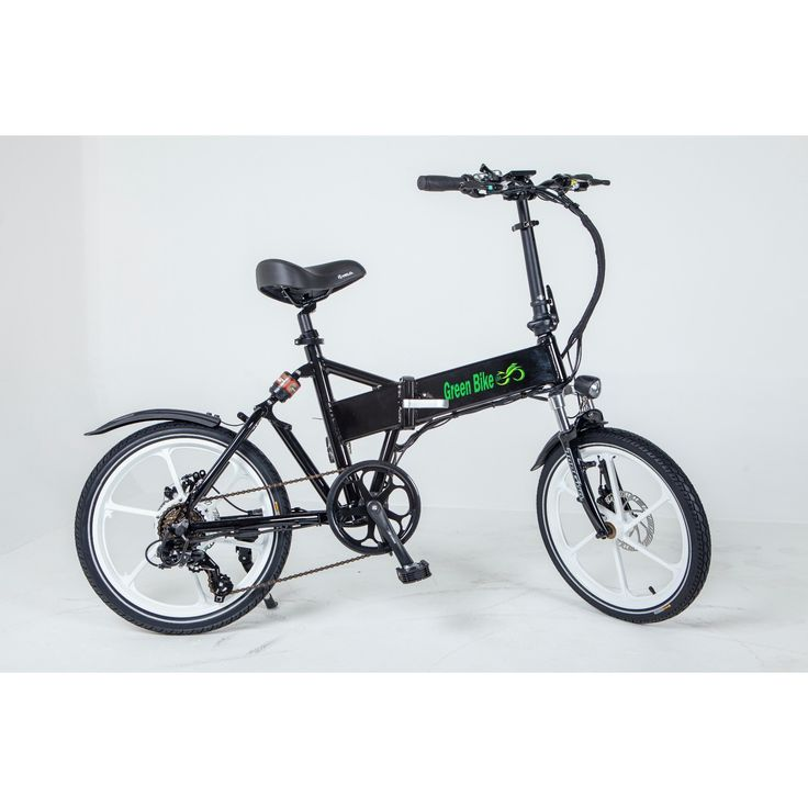Green Bike USA GB Smart 36V 350W Electric Folding Bike