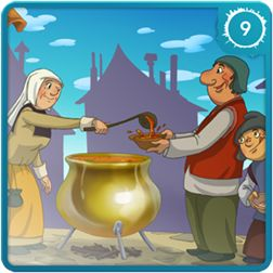 Sopa de Piedra - Stone Soup