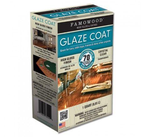 FAMOWOOD GLAZE COAT Epoxy Coating - FAMOWOOD - Products