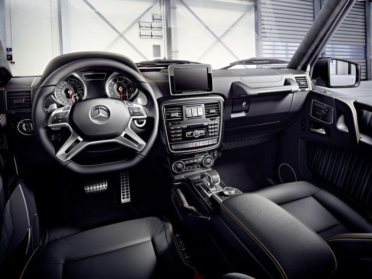 Mercedes G Wagon AMG - MonthlyMale