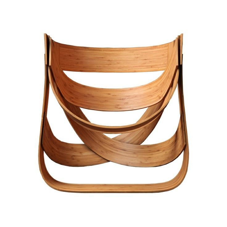 Dutch Design Chair Made From Bamboo By Dutch Designers Tejo Remy And Rene  Veenhuizen.