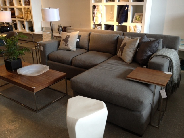 corvo sectional - it doesn't get more comfortable than is!